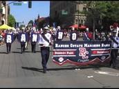Award Winning Marching Band