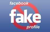 fake profile
