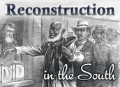 Hard times during Reconstruction of the South