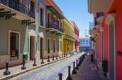 Calle de Old San Juan