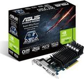 Asus GeForce GT720 2GB Silent LP (90YV0720-M0NA00)