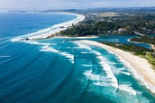 One the best beaches in Australia