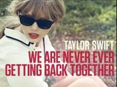 "Hyperbole- ""We Are Never Ever Getting Back Together"" -  By  TAYLOR SWIFT"