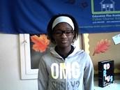 Mrs. Terreri's Star Student - Jennifer Wilson!