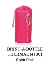 Bring a Bottle Thermal in Spirit Pink