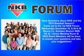 NKB Forum
