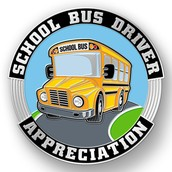 Bus Driver Appreciation Day - Thank You Bus Drivers!