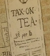 The Tea Act 1773