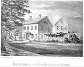 brook farm house very past