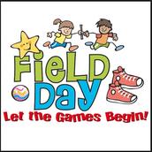 Field Day/Hot Dog Picnic ~ June 13, 2016