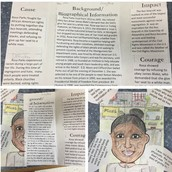 Courageous Character Biographies