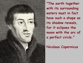 One of Copernicus's many quotes