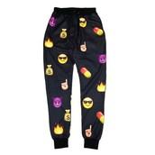 Emoji joggers. a la venta por $35