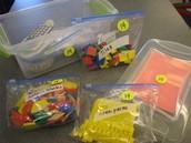 Individual Math Kits