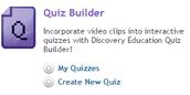 The DE Quiz Builder