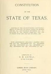 Constitution of 1876