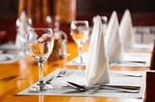 Pre-Dinner Etiquette