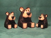 we wooden bears