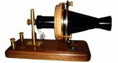 The telephone impacted the industrial revolution by