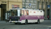 Mongolian Bus