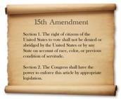 Slide 4: The 15th Amendment