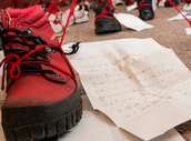 Can a Discarded Shoe Tell an Important Story?