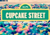 We are Cupcake Street!