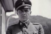 """Dr. Josef Mengele """"The Angel of Death"""""""
