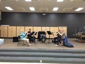Springfield Symphony's Brass Quintet