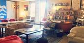 Establish Informal Furniture Arrangements