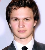 The Fault in our Stars' Ansel Elgort as Alex Sheathes!