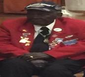 "An ""Orginal"" Tuskegee Airman"