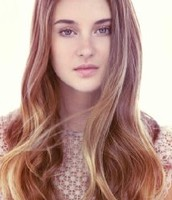 Divergent's Shailene Woodley as Vienna