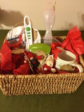 Raffle for attendees who join the Little Acorn Consulting newsletter!