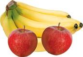 Debe Comer Frutas