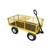 Primary: Steel Garden Cart - $120.00