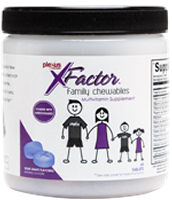XFactor Family Chewables