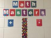 "Second Grade Celebrates ""Math Masters"" When Kids Earn An Xtramath Certificate!"