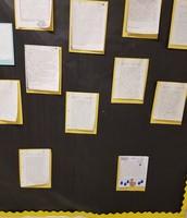 Writing Wonderland Wall