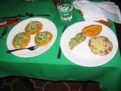 Traditional Mestizo-Belizean foods