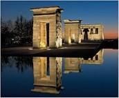 1.El templo de Debod