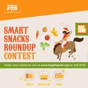 Smart Snacks RoundUp Contest