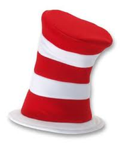 We're joining hands across America to recognize Read Across America Day and the works of Dr. Seuss