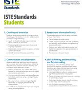 ISTE Student Standards