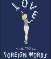 Love and Other Foreign Words by Eric McCahan