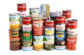 Canned Goods Auction