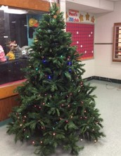 Please Help Decorate our Giving Tree