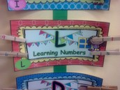 L- Learning Numbers