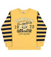 Toddler Boy Strike Zone Sweatshirt for ages 2-4 years