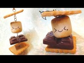 Interactive S'more Charm
